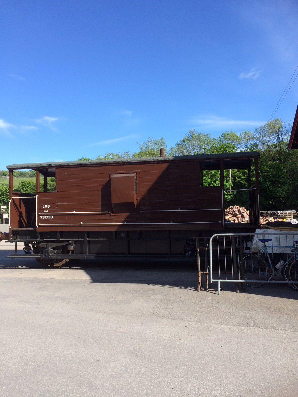 Steam train from Lakeside and Haverthwaite Railway