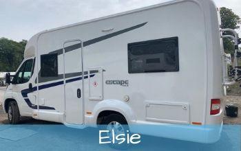 Elsie- 4 Berth Motorhome