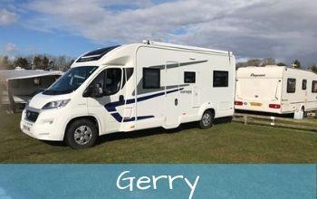 Gerry - 5 Berth Motorhome