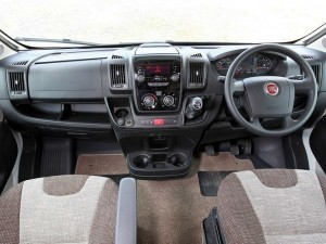Swift Escape 696 Dashboard