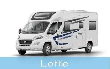 Lottie - 4 Berth Motorhome