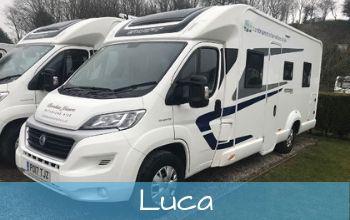 Luca - 5 Berth Motorhome