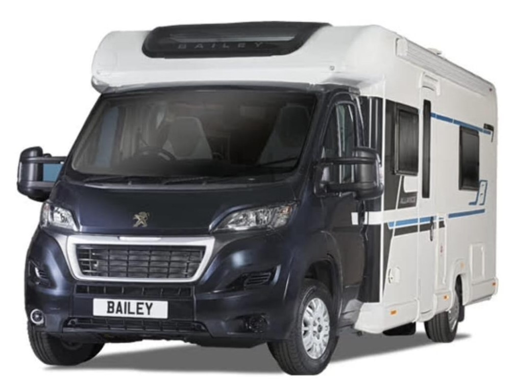 Bailey Alliance 70-6 front