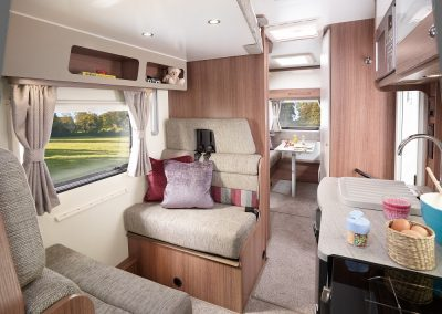 Bailey Alliance 70-6 interior