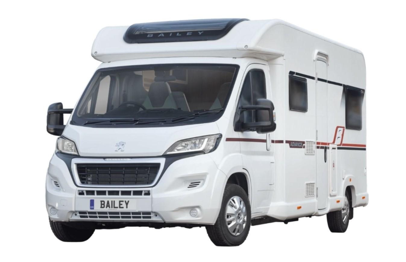 Bailey Alliance SE 70-6 Motorhome
