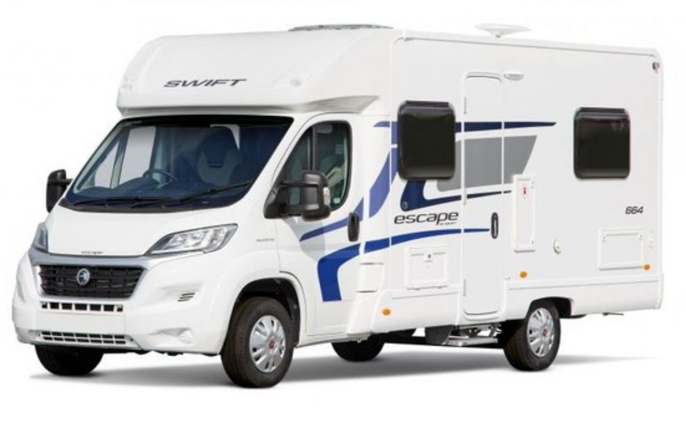 Swift Escape 664 Motorhome