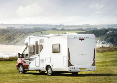 Cumbria Motorhome Hire Auto Trail F74