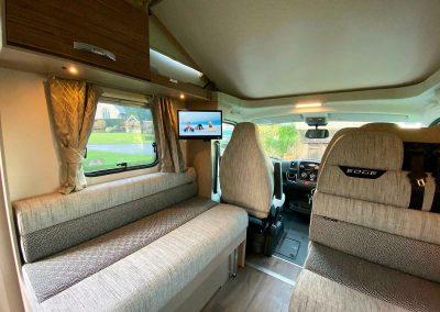 Swift Edge 486 interior
