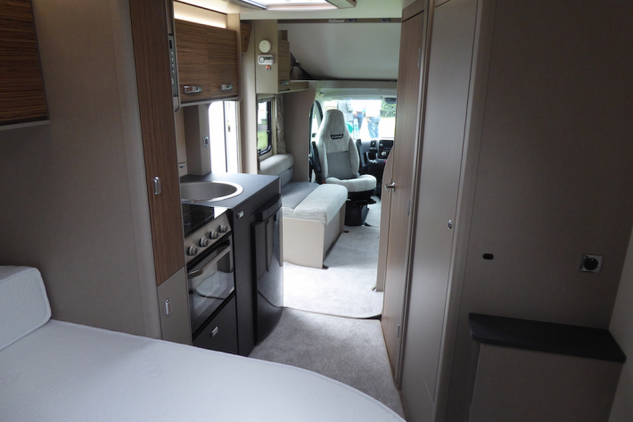 Swift Edge 494 interior 2